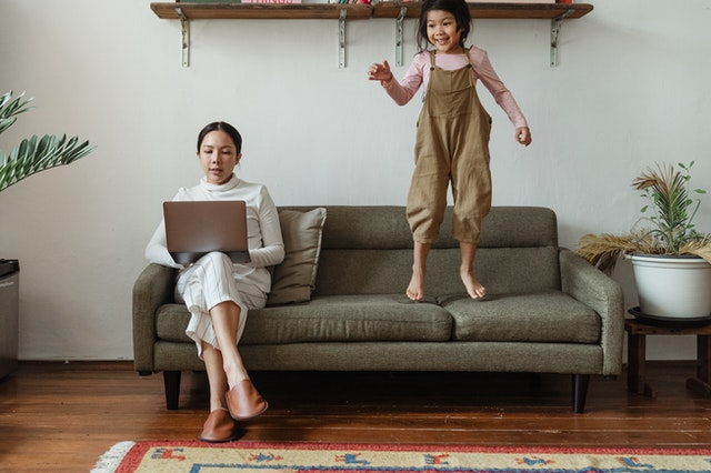 Homeoffice und Homeschooling - Routinen fehlen