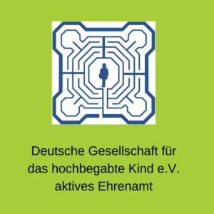 DGhK - Die deutsche Gesellschaft für das hochbegabte Kind e.V.