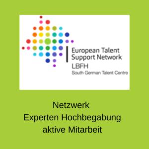 ETSN European Talent Support Network
