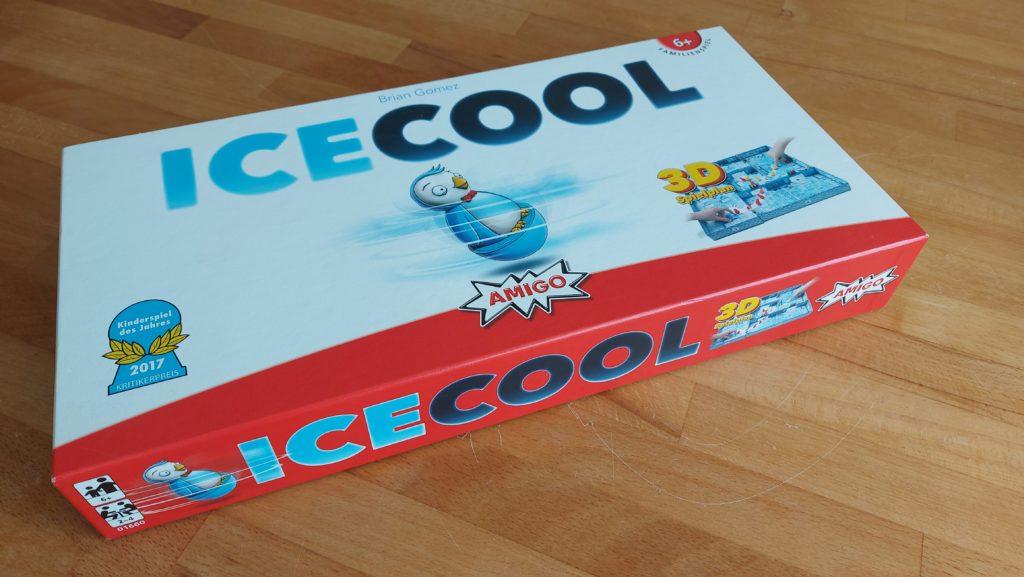 Ice cool Spiel des Jahres 2017