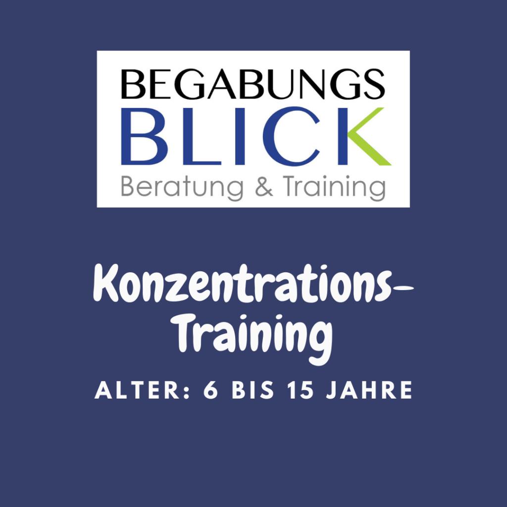 Marburger Konzentrationstraining -