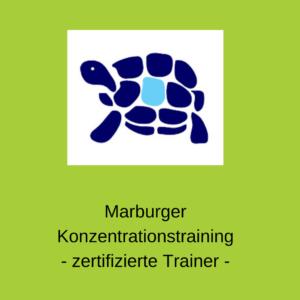 Marburger Konzentrationstraining - zertifizierte Trainerin mit viel Erfahrung