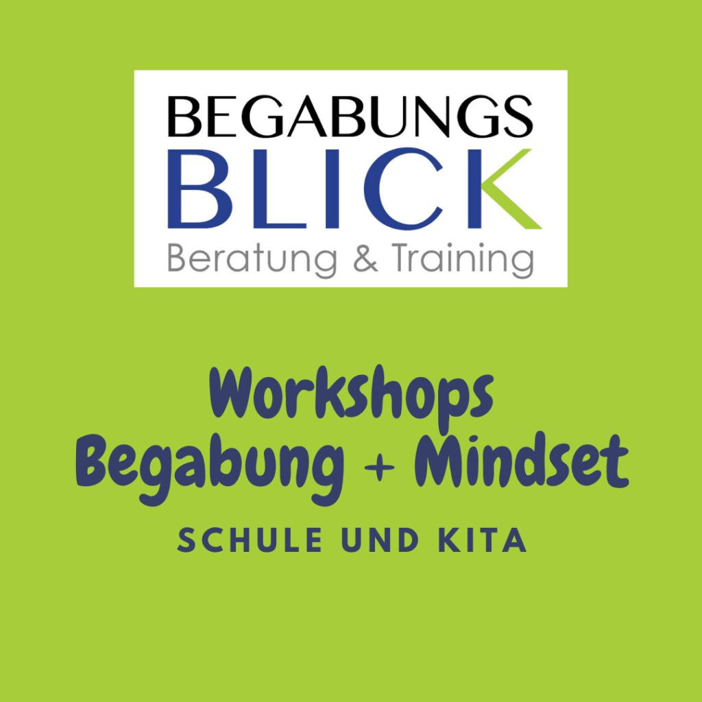 Hochbegabung Persönlichkeit Mindset Workshop Seminar Vorträge