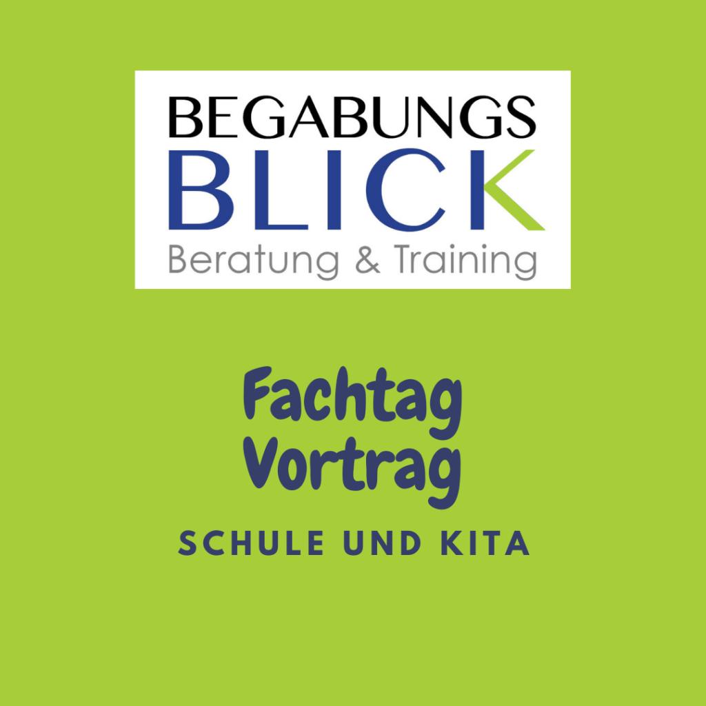 Hochbegabung Vorträge Workshops Weiterbildung