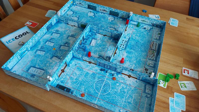 Spieltipp Ice-Cool für Spaß und Action.