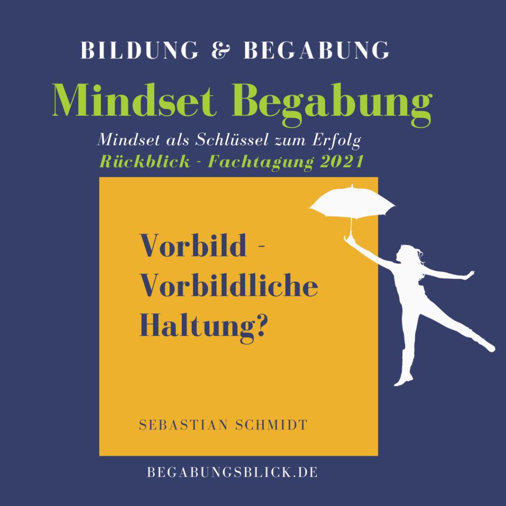 Vorbild - Vorbildliche Haltung? Sebastian Schmidt bester Lehrer in Deutschland. Der vielfach ausgezeichnete Lehrer sprüht vor Optimismus.