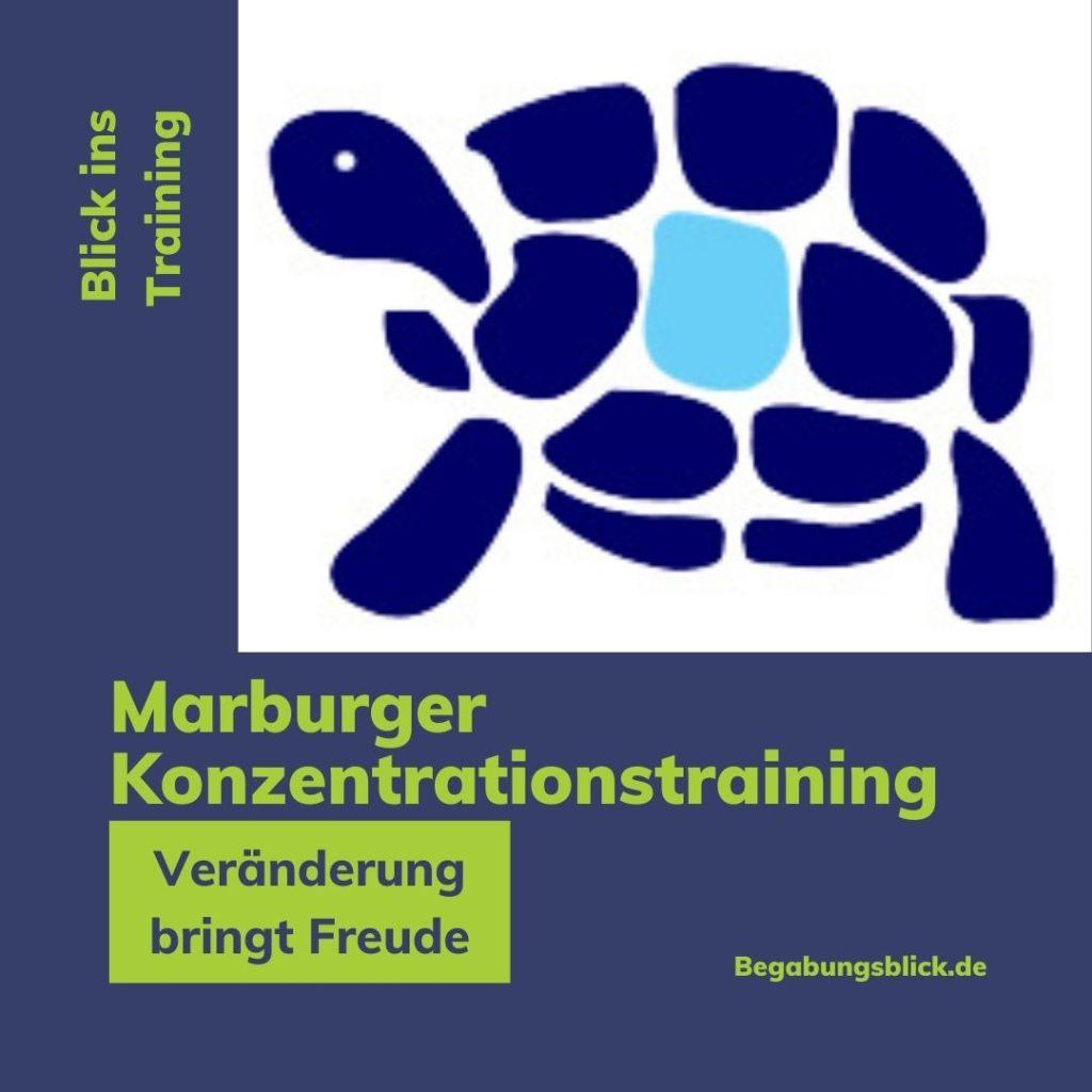Marburger Konzentrationstraining Blick ins Training